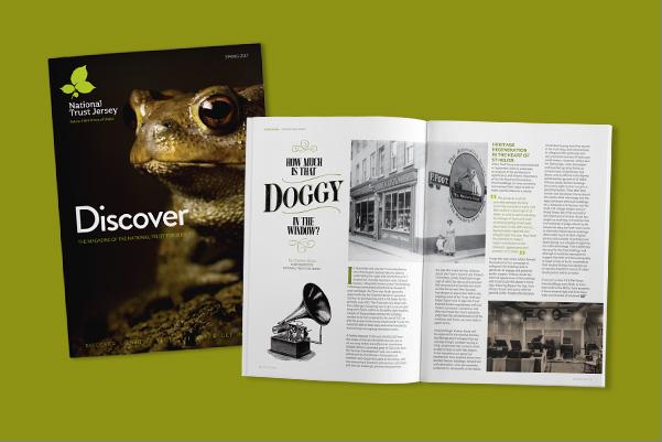 Discover Magazine Spring 2017