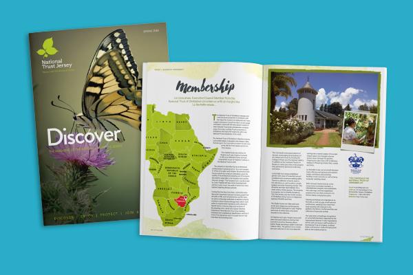Discover Magazine Spring 2018