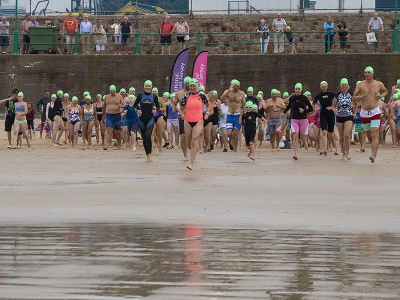 30 Bays in 30 Days  2018 Opening Swim