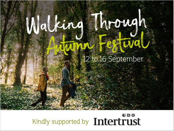 Walking Through Autumn Festival 2018