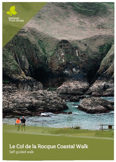 Le Col de la Rocque Coastal Walk